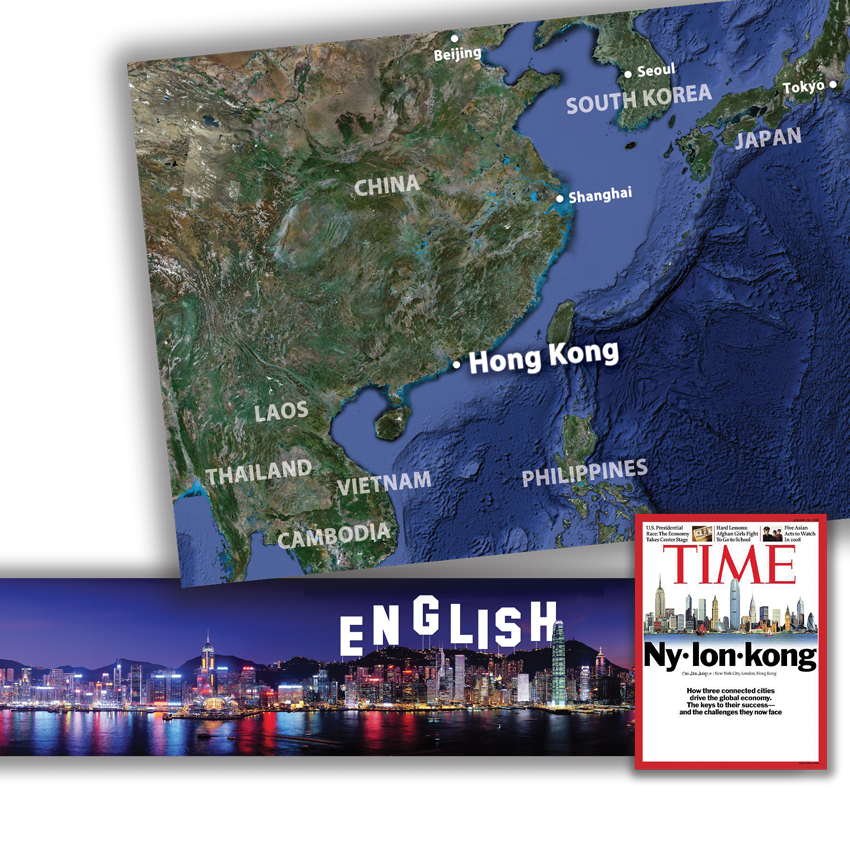 Inbound exchanges at the English Department at CityU