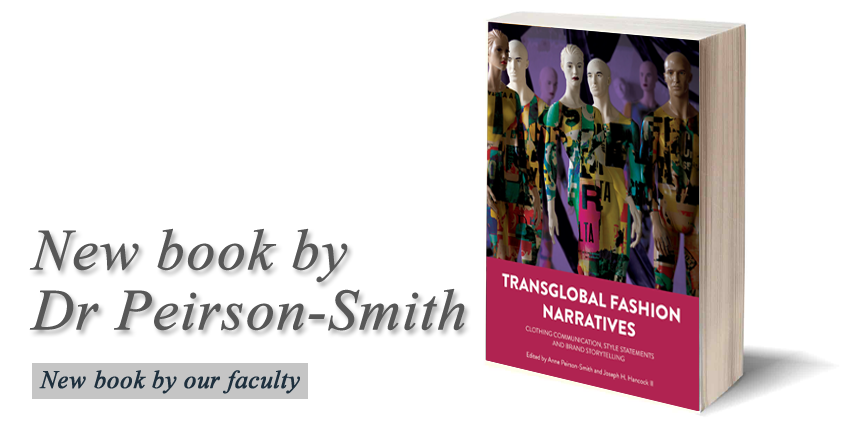 New book by Dr Anne Peirson-Smith